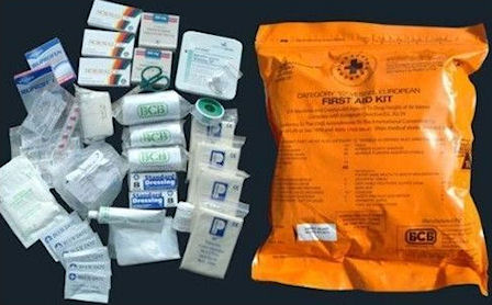 sea first aid kit