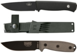 Choosing and Sharpening a Survival Knife